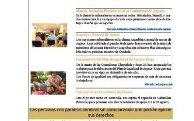 Felicidades, Aspace Rioja por vuestro compromiso social y alineación con los ODS